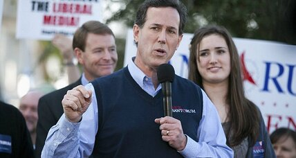 Oops! Turns out Rick Santorum beat Mitt Romney in Iowa. Does it matter?
