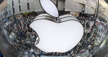 Apple becomes world's largest company once again. Sorry, Exxon.