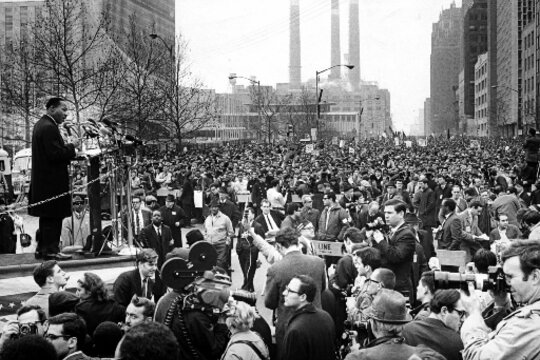 an overview of dr martin luther king jrs demonstration of power of the people Educate our young people on the life and legacy of dr martin luther king, jr iv power at its best is love implementing the demands of justice dr martin luther king, jr's legacy of racial and social.