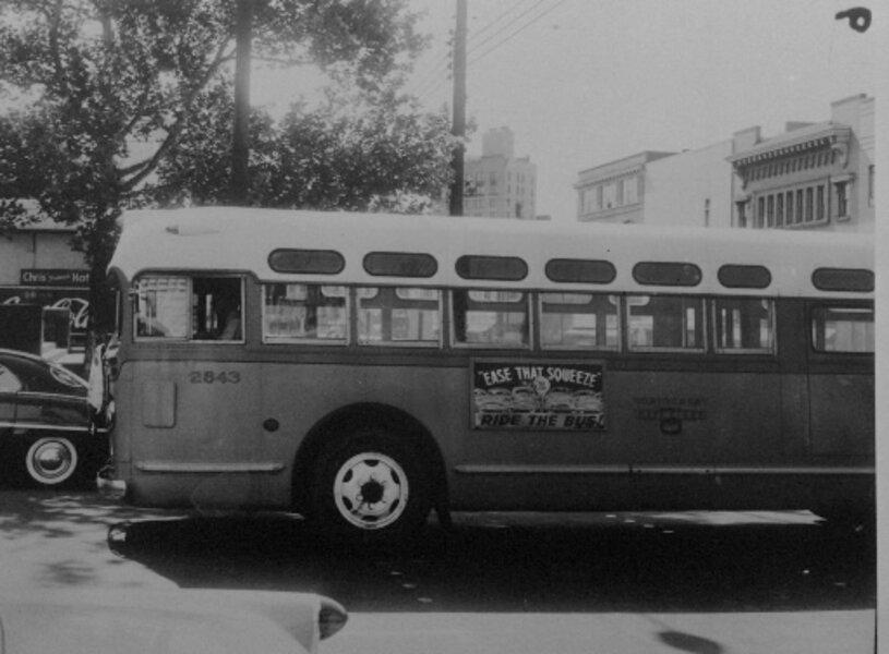 Montgomery Bus Boycott 1955 56 Csmonitor Com