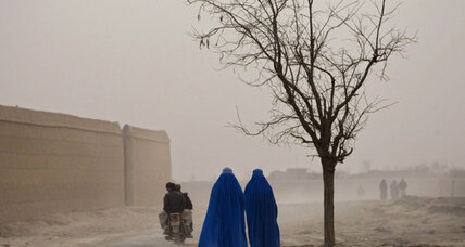 Afghanistan women: 'Give us a seat at the peace table'