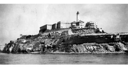 'Alcatraz' author Michael Esslinger: Why a prison fascinates us