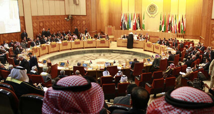 Syria rejects Arab League's 'flagrant interference'