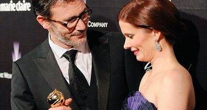 The Artist and The Descendants big winners at Golden Globe awards