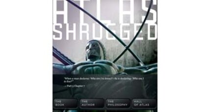 Ayn Rand's 'Atlas Shrugged' takes top app prize