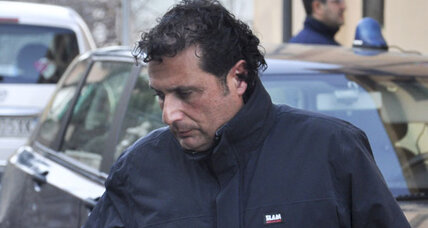 Can Costa Concordia's captain get a fair trial in Italy?