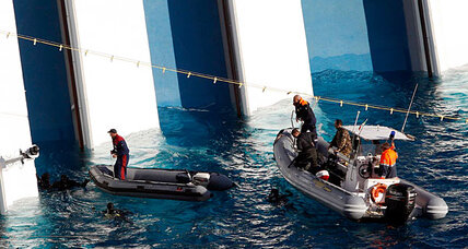 Two more victims found as rescuers blow holes in Italian cruise ship