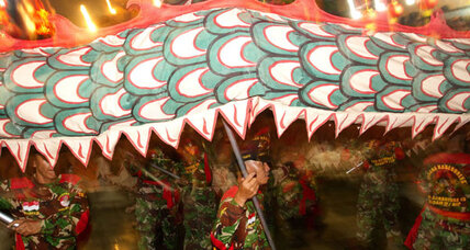 Ethnic Chinese find a place for Year of the Dragon celebrations in Indonesia