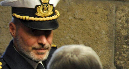 Costa Concordia's tale of two captains: the 'hero' and the 'coward'