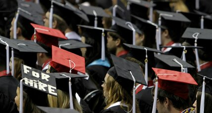 How can it be? Student financial aid fuels increase in college tuition. (+Video)