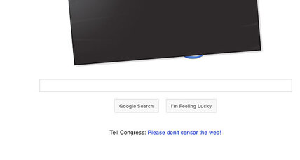 Why Google and Twitter didn't join the SOPA blackout