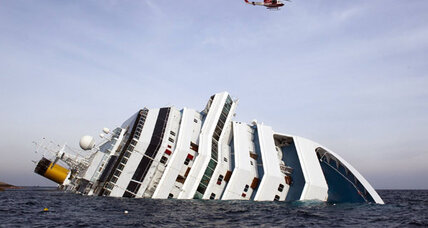 Costa Concordia: Did the captain break any law in abandoning ship?