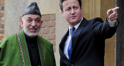 Taliban talks: Another Karzai tiff with the US?