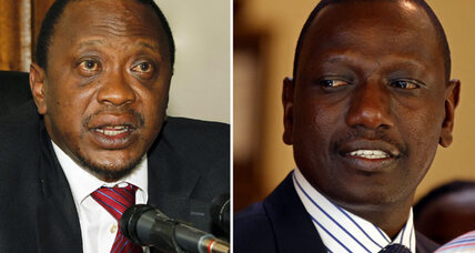 ICC charges Kenyan leaders for post-election violence