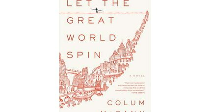 Reader recommendation: Let the Great World Spin