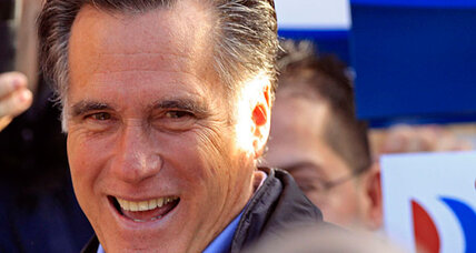 Mitt Romney in trouble in New Hampshire? Not really.