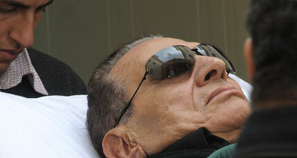 Egypt seeks death by hanging for Hosni Mubarak