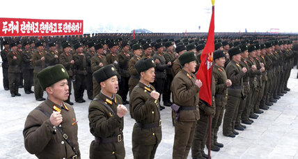 North Korea ranks last for nuclear weapons security