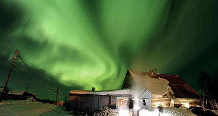 Northern lights: Huge solar flare may trigger Saturday night show