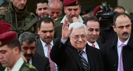 Palestinians open new peace talks with a threat