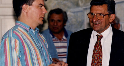Joe Paterno remembered: 'The coach came by to see us?'