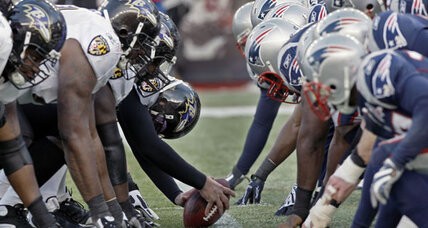 AFC Championship fulcrum: Ravens offense vs. Patriots defense