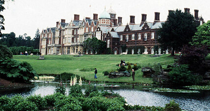 Murder at Queen Elizabeth's country estate in England?