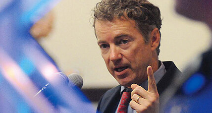 Why Rand Paul refused a TSA pat down, missed flight to D.C.