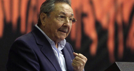 Bash America? The Castros play to their base in Cuba
