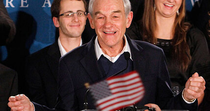 How 'dangerous' is Ron Paul to the Republican platform?