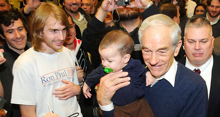 The prophecies of Ron Paul