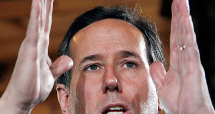 Rick Santorum gains in N.H., but Mitt Romney still leads, says new poll
