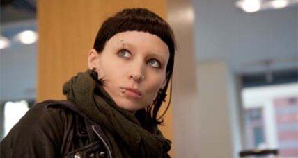 'Girl with the Dragon Tattoo' gets a new app