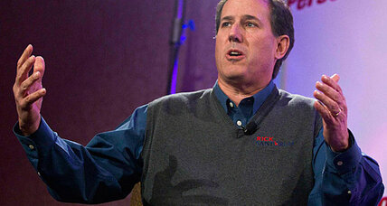 Early Twitter reaction to Rick Santorum win in Iowa