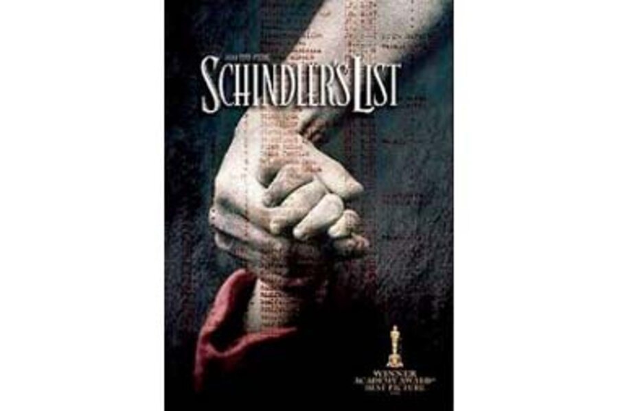 Schindler's List' - CSMonitor com