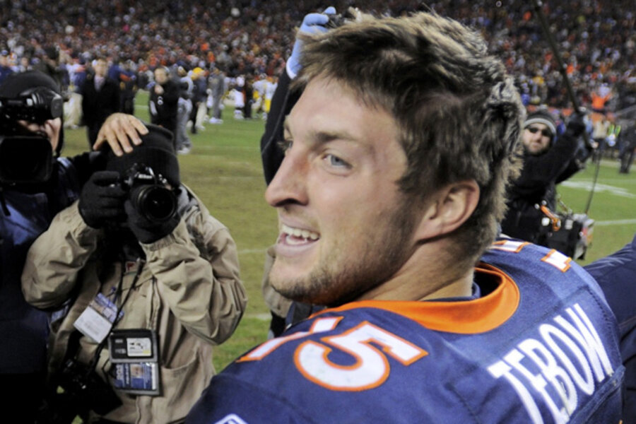 Test your knowledge How much do you know about Tim Tebow? A quiz
