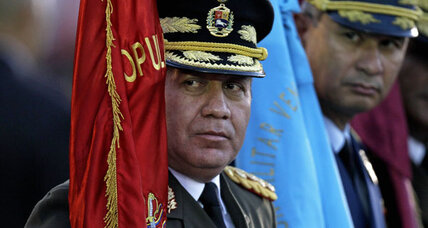Chávez appointment - a slap to Colombia?