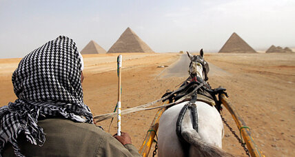 Two American tourists kidnapped in Egypt, held for ransom
