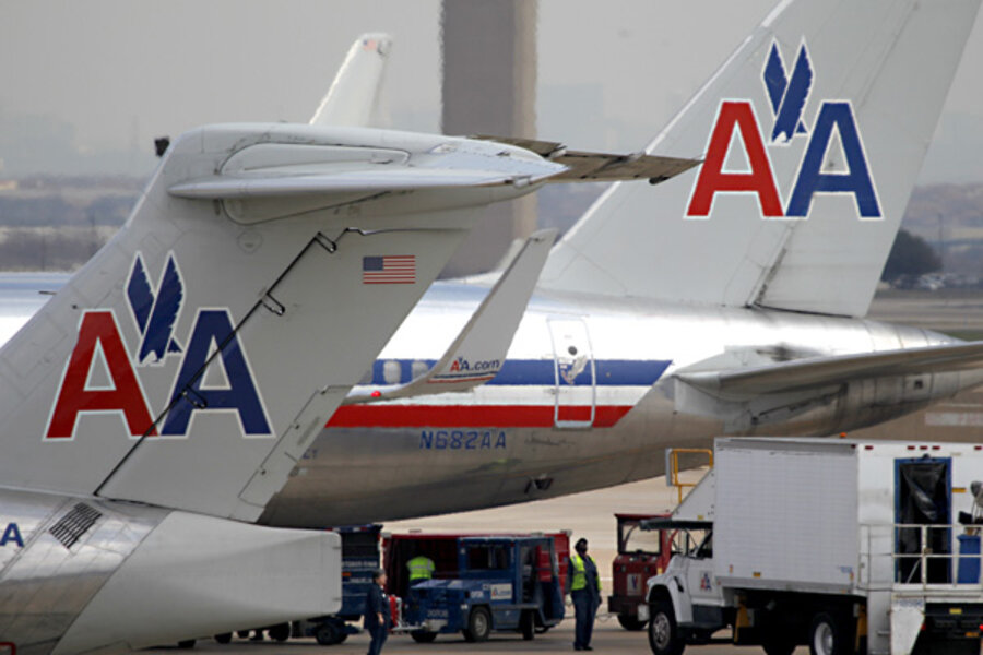 American Airlines Plans To Cut 13 000 Jobs Csmonitor Com
