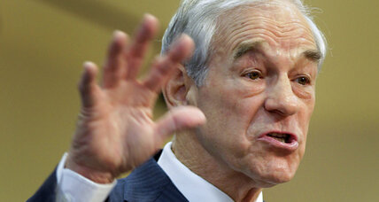 Is Ron Paul's gold standard idea dangerous?