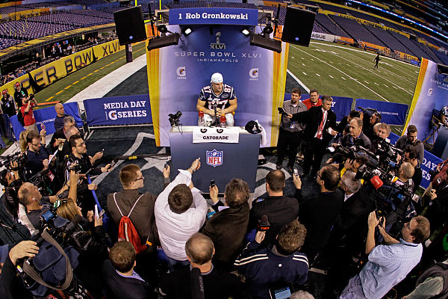 Biggest Super Bowl Shocker A Tight End Could Determine Who