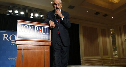 Ron Paul's Fed chairman