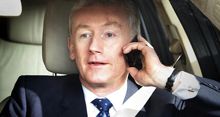 A banker's punishment: Sir Fred Goodwin is now just Fred