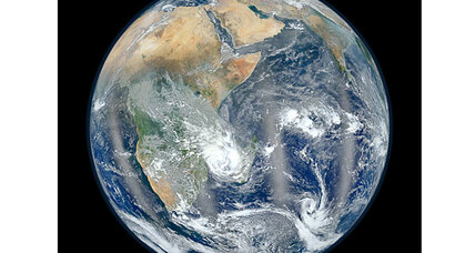 Blue Marble: NASA releases hi-res image of Earth's B-side