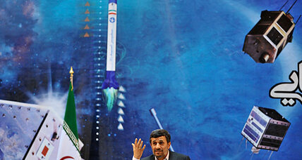 Reports: Iran successfully launches small Earth-watching satellite