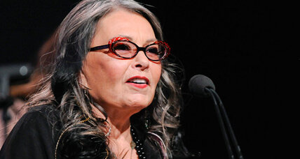 No joke: Comedienne Roseanne Barr seeks Green Party presidential nod