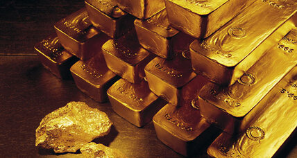Gold prices up in uncertain times