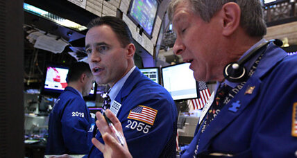 Jobs report boosts Dow to four-year high
