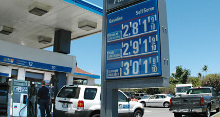 Go ahead, buy the cheapest gas