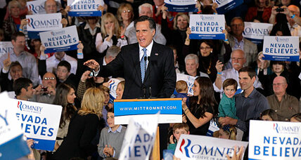 Why Mitt Romney is beating up on Rick Santorum